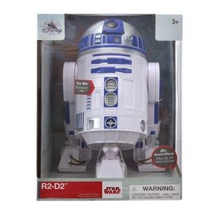 Disney Store Talking Interactive R2-D2